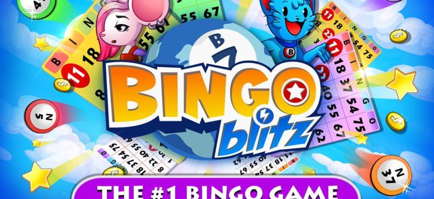 bingo blitz free