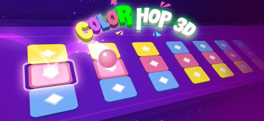 Color Hop 3D