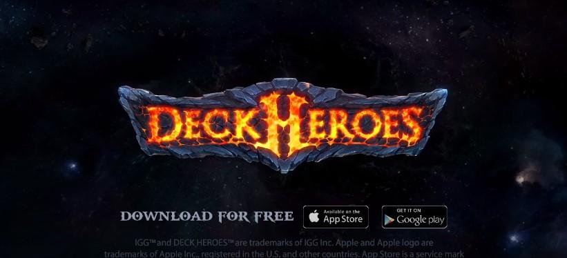 Deck Heroes Legacy