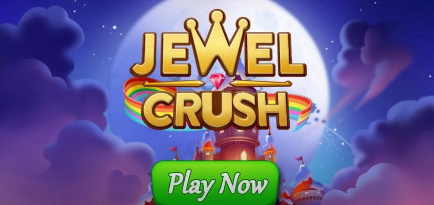 Драгоценные камни Crush - Match 3 Puzzle