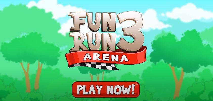 Fun Run 3 - гонки мультиплеер
