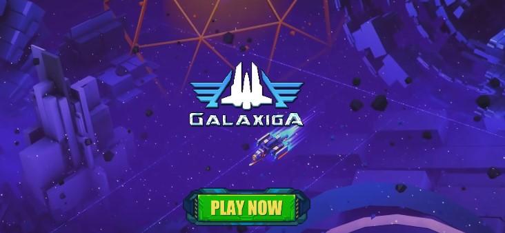 Galaxiga - классическая аркада в стиле 80-х
