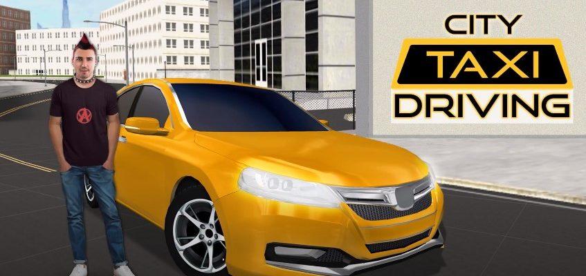 Городское такси - симулятор игра
