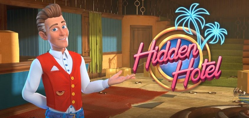 Hidden Hotel Miami Mystery