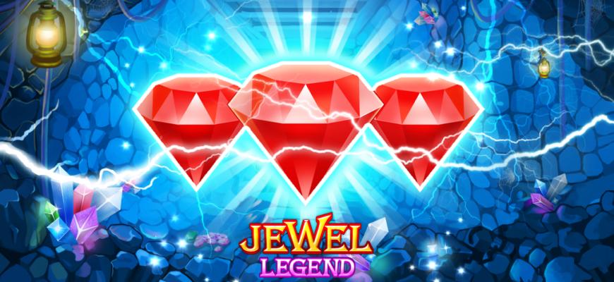 Jewel Legend три в ряд игры без интернета