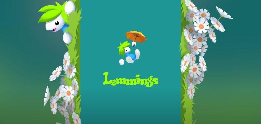 Lemmings головоломка