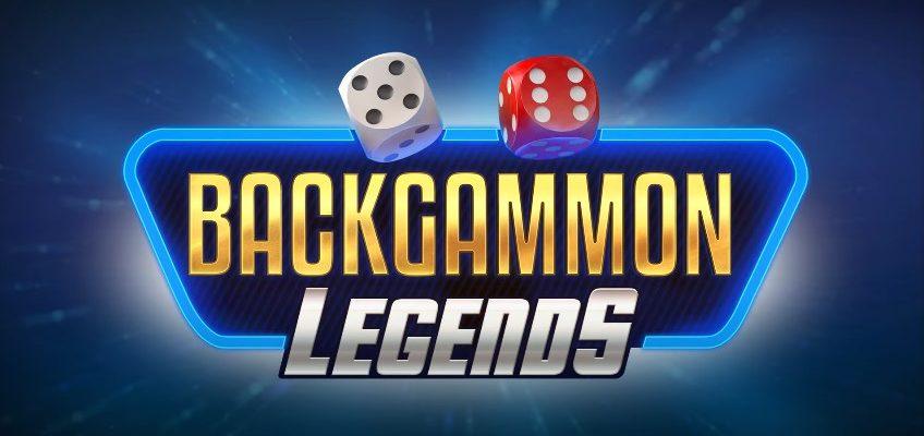 Нарды Backgammon Legends настольная игра онлайн