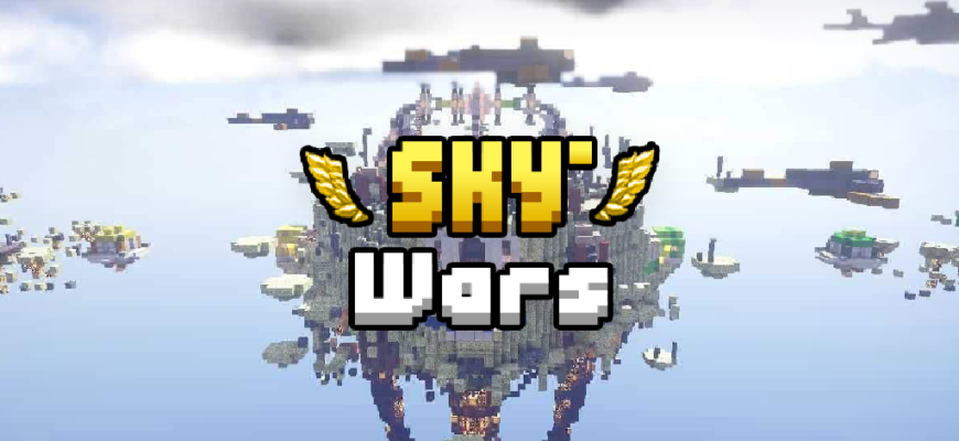 Sky Wars for Blockman Go