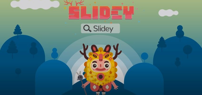 Slidey головоломка с блоками
