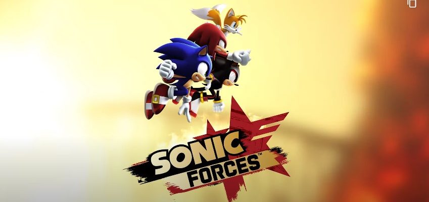 Sonic Forces Racing Battle