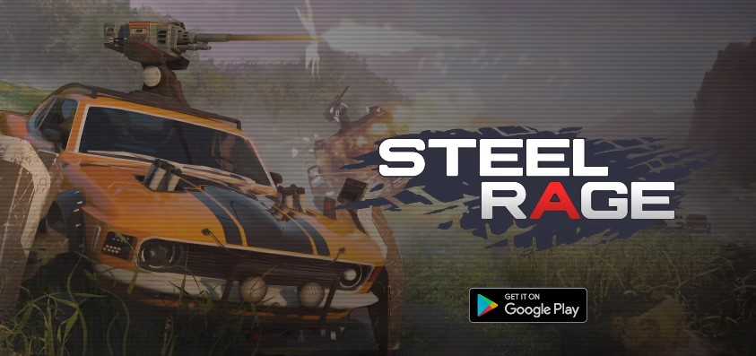 Steel Rage онлайн ПвП шутер бои машин 2020