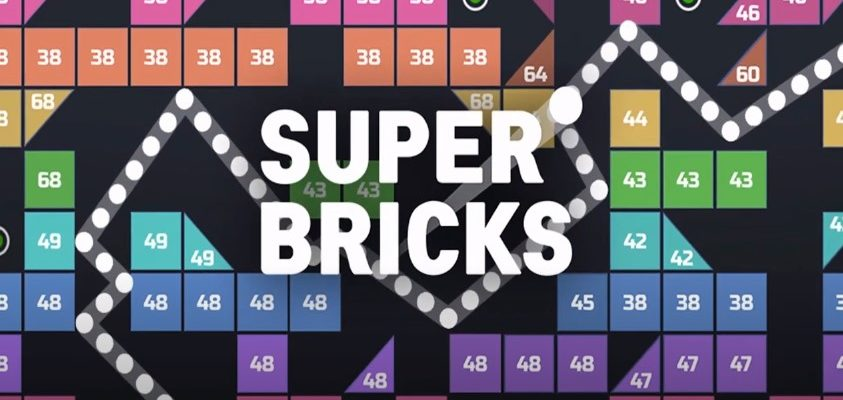 Super Bricks Bricks Breaker