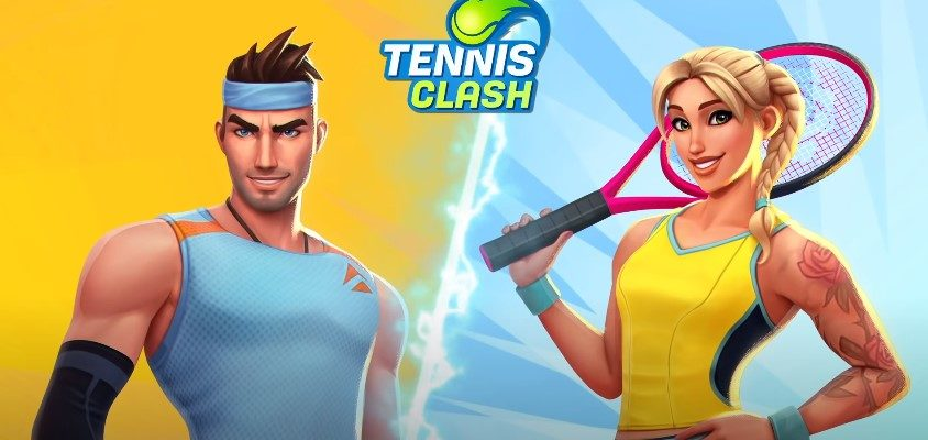 Tennis Clash 3D Sports