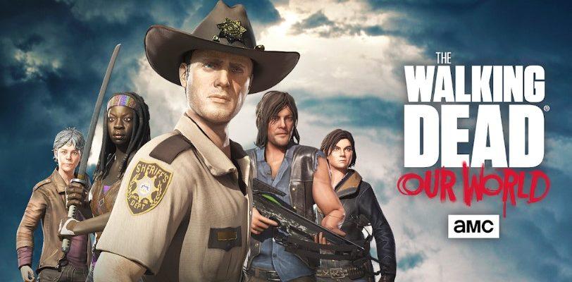 The Walking Dead Наш мир