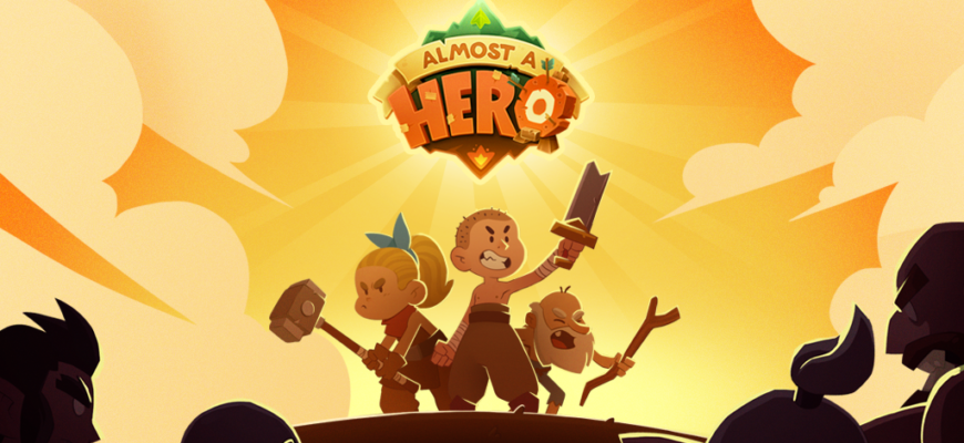 Almost a Hero - RPG
