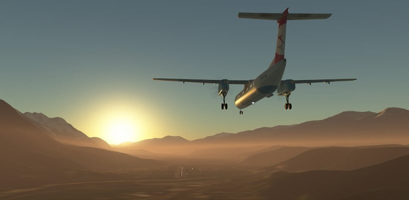 Infinite Flight - симулятор полетов