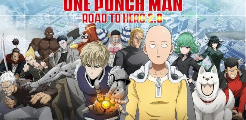 One-Punch Man Road to Hero 2.0