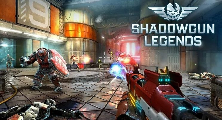 Shadowgun Legends - Онлайн FPS