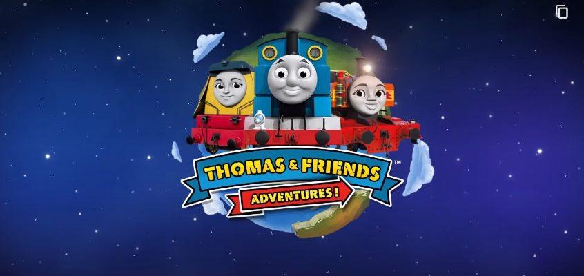 Томас и его друзья Приключения