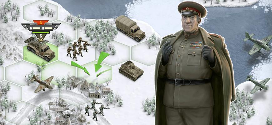 1941 ледяной фронт