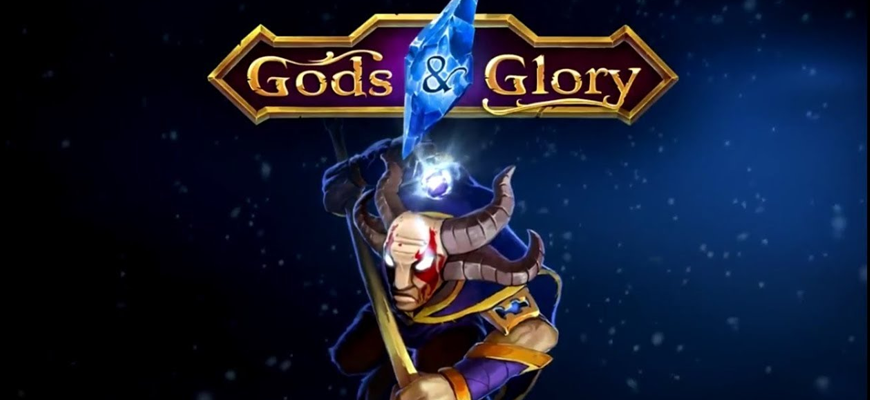 Gods and Glory War for the Throne
