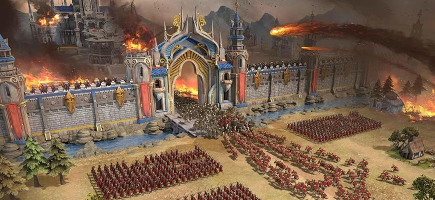 Подъем Королей Rise of the Kings