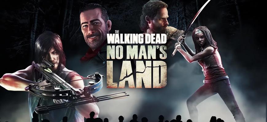 The Walking Dead эNo Man's Land