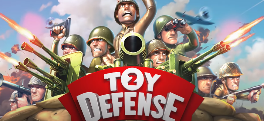 Toy Defense 2 - Защита башни