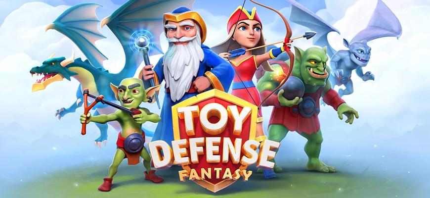 Toy Defense Fantasy – Tower Defense Game