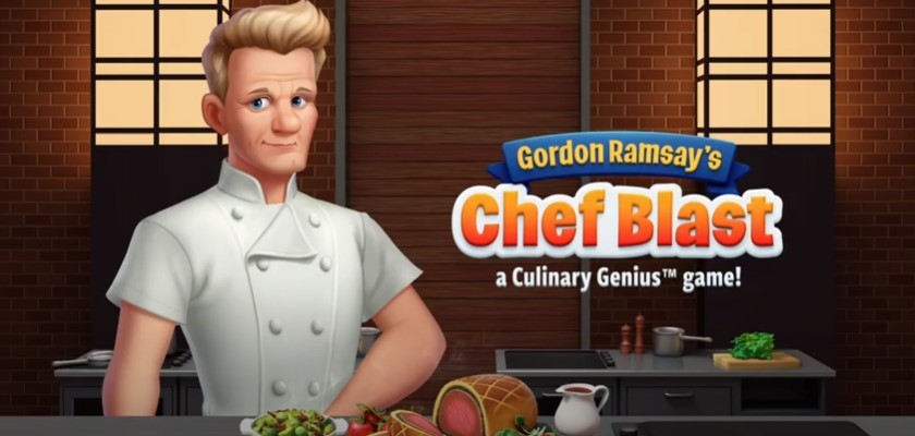 Gordon Ramsay Chef Blast